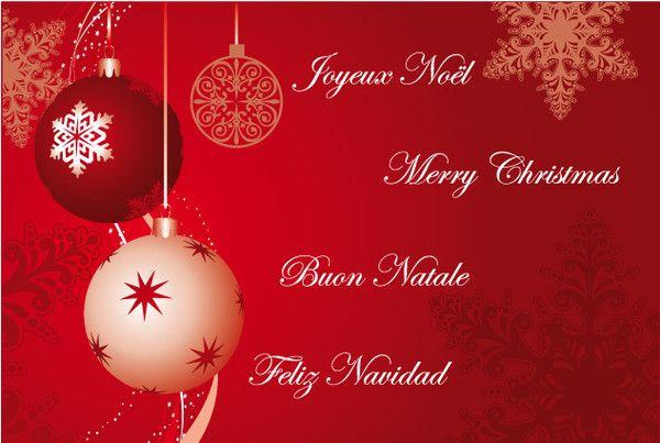 Feliz Navidad Joyeux Noel 2019.Noel Page 2