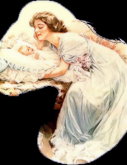 Día de la madre: dibujos y fotos de madres con hijos | Busco