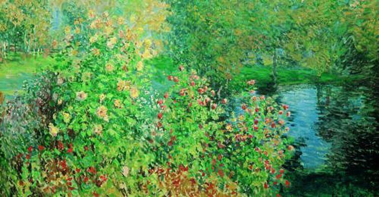 Peintre claude monet page 2 - Livre le jardin de monet ...