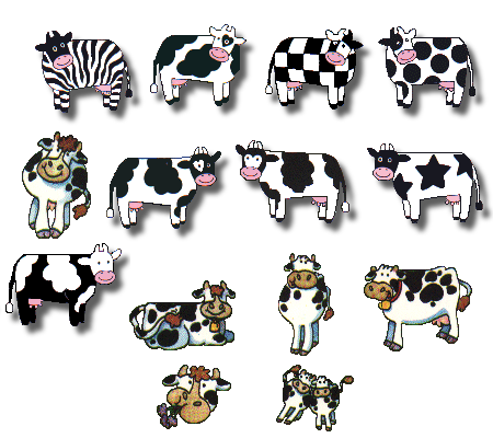 Vaches page 3 - Image de vache drole ...