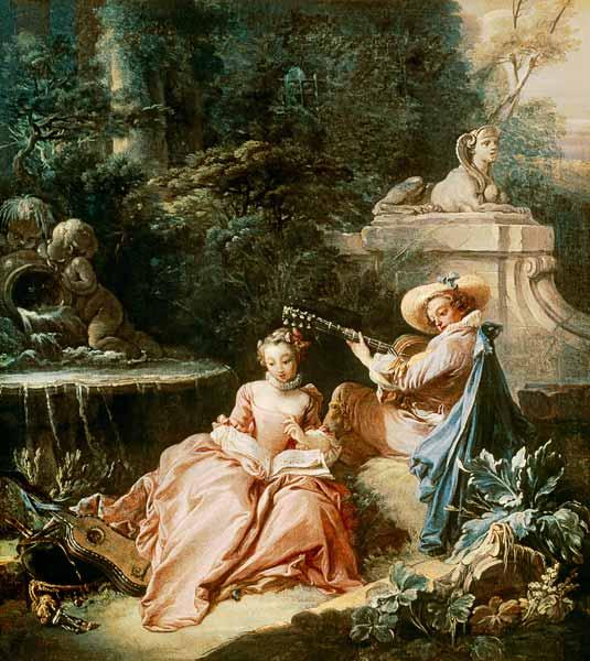 Peintre francois boucher page 4 for Boucher peintre
