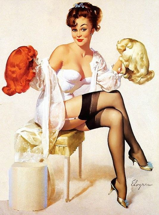 pin up paques