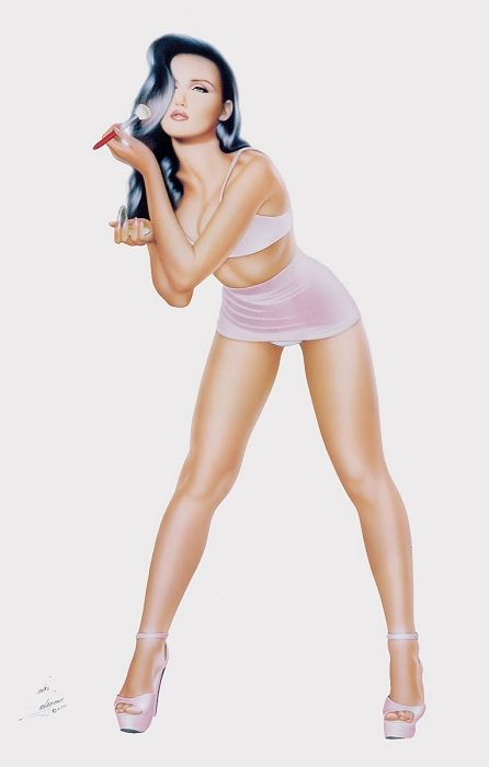 how to become a pinup girl